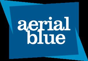 aerial blue logo